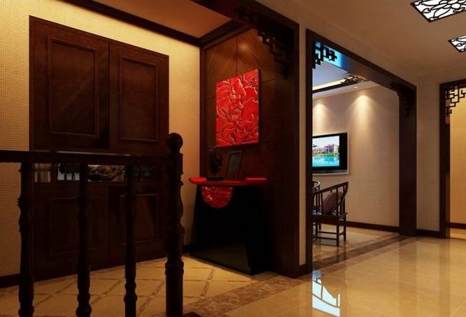 别墅新中式完美体现39万
