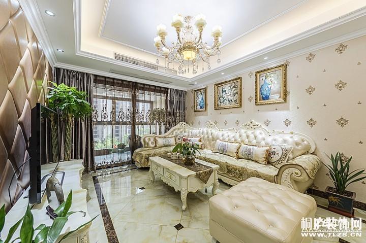 简欧风格一个简约大气丰富多元的家