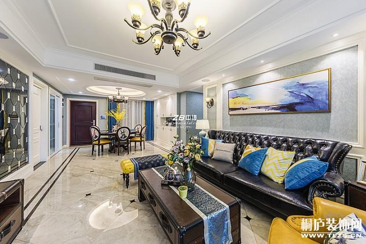 写意舒适,享受生活----吉祥半岛138方美式混搭舒适居家