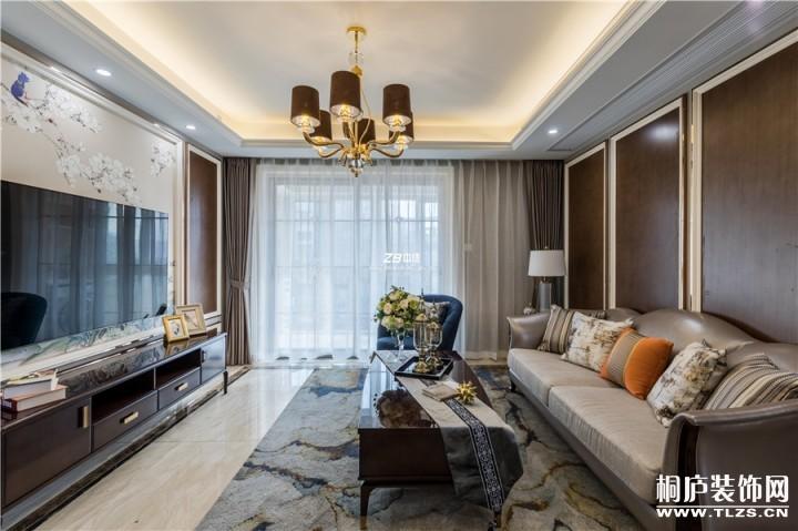 一种品质,一种生活与态度----现代名苑125方轻奢风格舒适居家